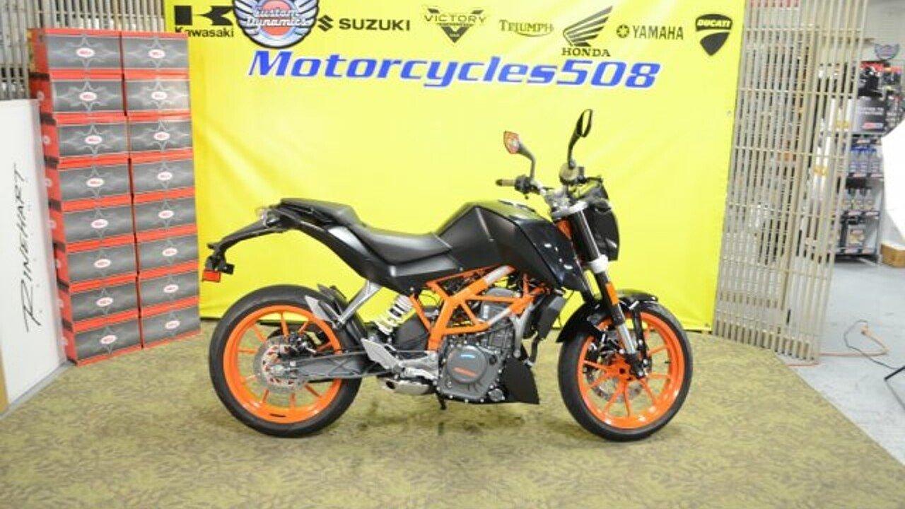 2016 KTM 390 Duke for sale 200568624
