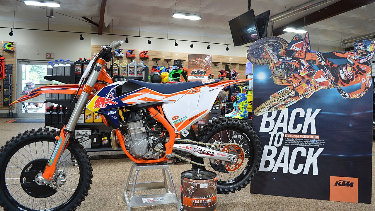 2016 KTM 450SX-F for sale 200367432