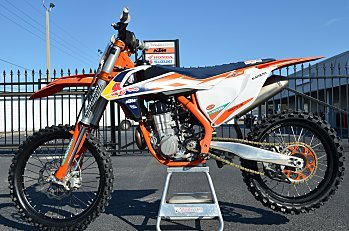 2016 KTM 450SX-F for sale 200530171