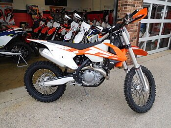 2016 KTM 450XC-F for sale 200395025