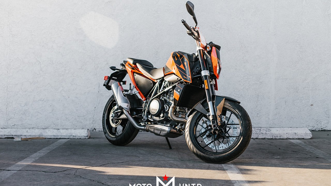 2016 KTM 690 Duke for sale 200502493