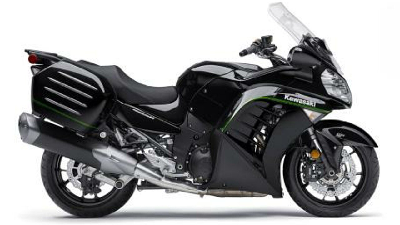 2016 Kawasaki Concours 14 for sale 200357367