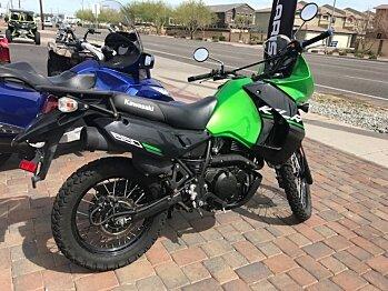 2016 Kawasaki KLR650 for sale 200547721