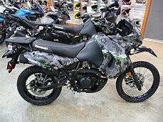 2016 Kawasaki KLR650 for sale 200448236