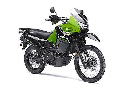 2016 Kawasaki KLR650 for sale 200505949