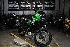 2016 Kawasaki KLR650 for sale 200548550