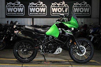 2016 Kawasaki KLR650 for sale 200548550
