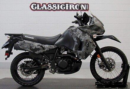 2016 Kawasaki KLR650 for sale 200581646