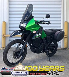 2016 Kawasaki KLR650 for sale 200617002