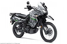 2016 Kawasaki KLR650 for sale 200627451
