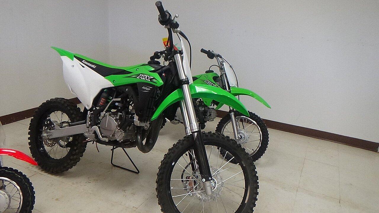 2016 Kawasaki KX100 for sale 200446024