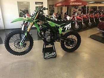2016 Kawasaki KX250F for sale 200410466