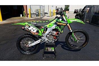 2016 Kawasaki KX250F for sale 200495598