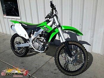 2016 Kawasaki KX250F for sale 200503157