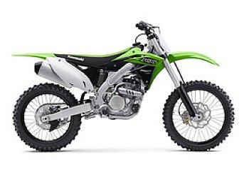 2016 Kawasaki KX250F for sale 200507189