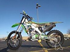 2016 Kawasaki KX250F for sale 200546531