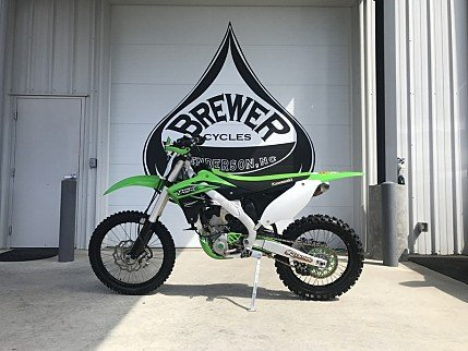 2016 Kawasaki KX250F for sale 200551551