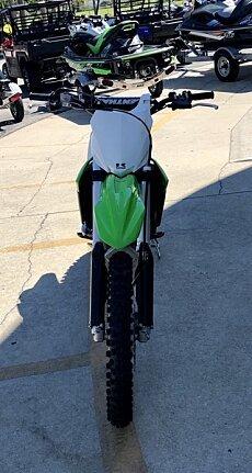 2016 Kawasaki KX250F for sale 200601002