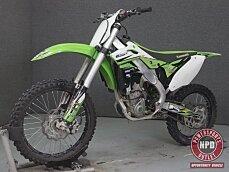 2016 Kawasaki KX250F for sale 200602105
