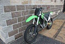 2016 Kawasaki KX250F for sale 200616332