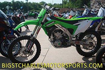 2016 Kawasaki KX450F for sale 200477459