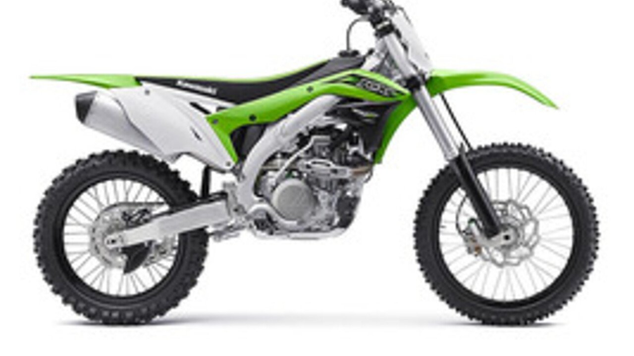 2016 Kawasaki KX450F for sale 200493327