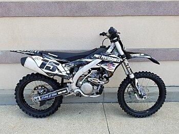 2016 Kawasaki KX450F for sale 200602868