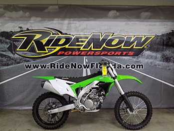 2016 Kawasaki KX450F for sale 200621497