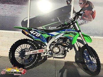 2016 Kawasaki KX450F for sale 200644054