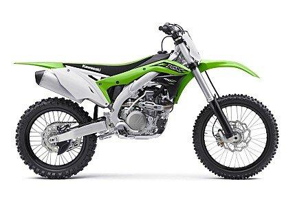 2016 Kawasaki KX450F for sale 200448200