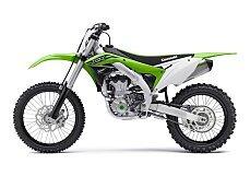 2016 Kawasaki KX450F for sale 200448205