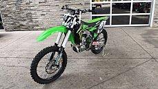 2016 Kawasaki KX450F for sale 200485718