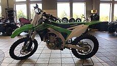 2016 Kawasaki KX450F for sale 200493327