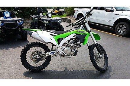 2016 Kawasaki KX450F for sale 200495387