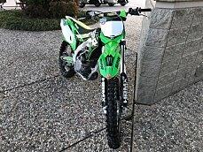 2016 Kawasaki KX450F for sale 200523289