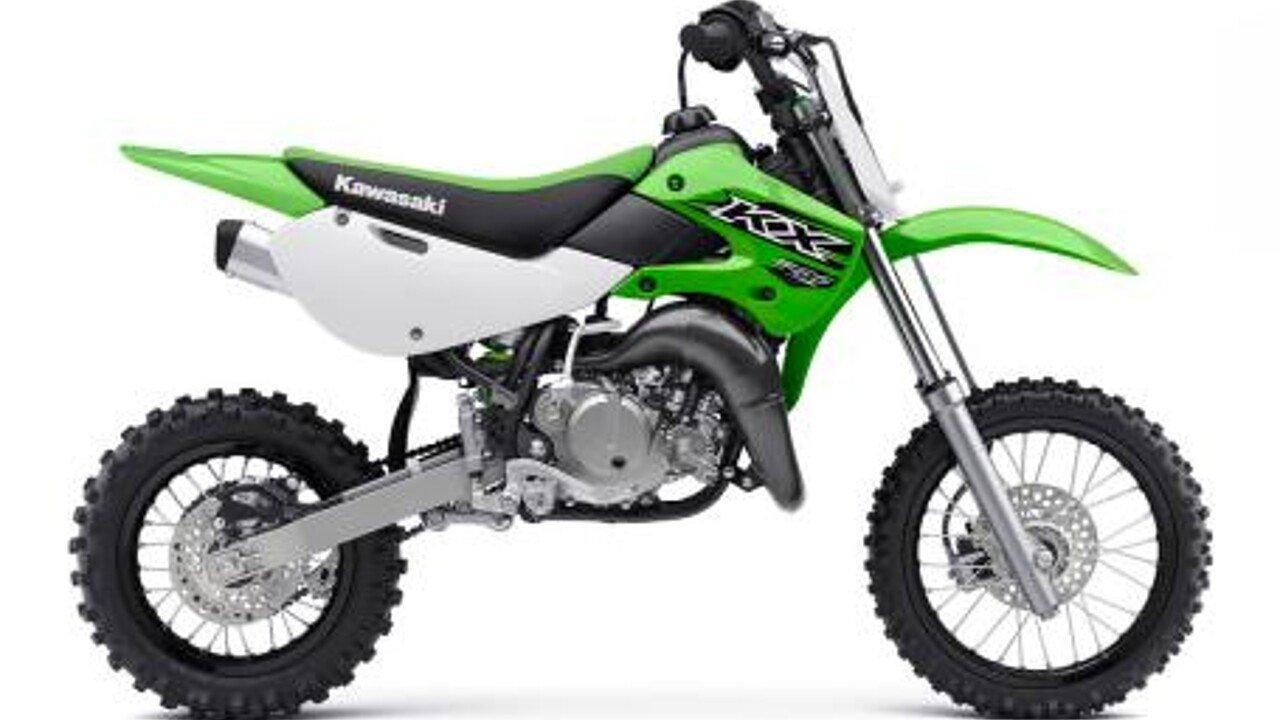 2016 Kawasaki KX65 for sale 200439955