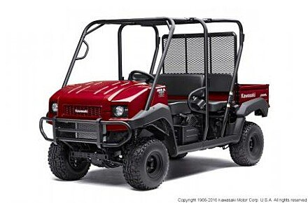 2016 Kawasaki Mule 4010 for sale 200584722
