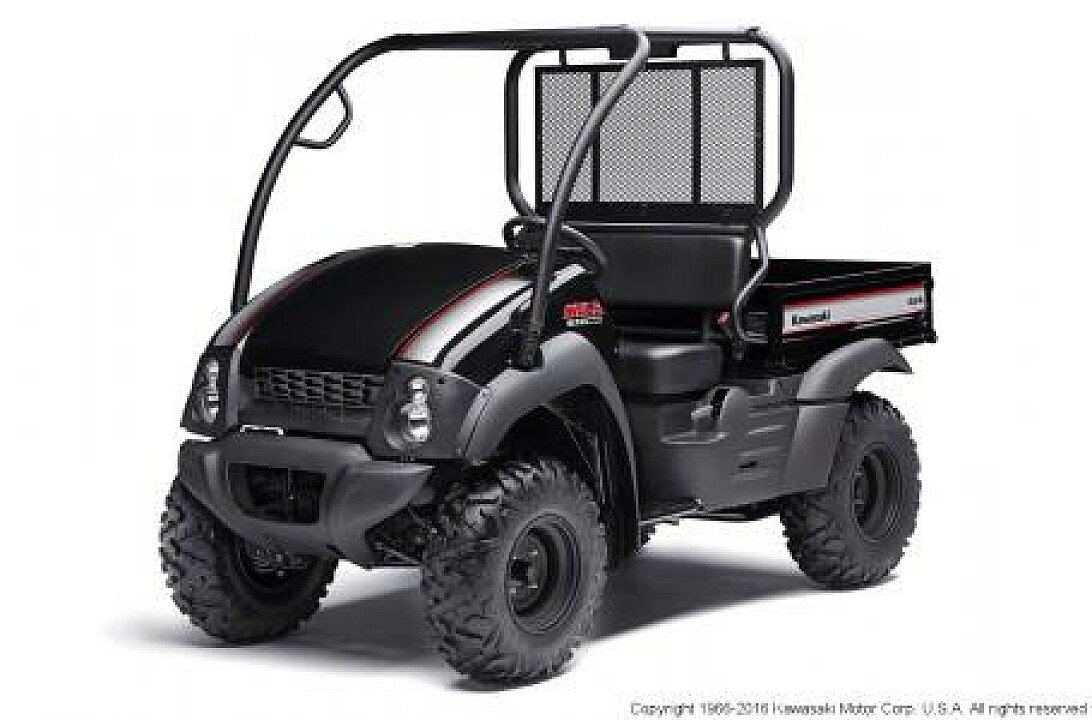 2016 kawasaki mule 610 4x4 xc for sale near westerville ohio 43081 motorcycles on autotrader. Black Bedroom Furniture Sets. Home Design Ideas