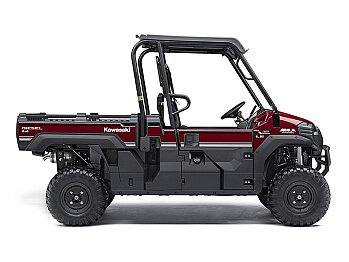 2016 Kawasaki Mule PRO-DX for sale 200445338