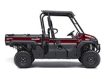 2016 Kawasaki Mule PRO-DX EPS LE for sale 200554716
