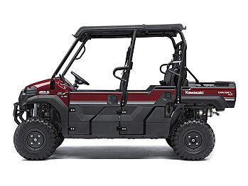 2016 Kawasaki Mule PRO-DXT for sale 200445233