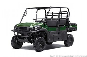 2016 Kawasaki Mule PRO-FXT EPS for sale 200355464