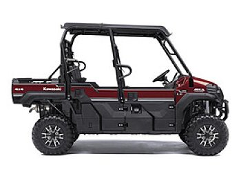 2016 Kawasaki Mule Pro-FX EPS LE for sale 200339991