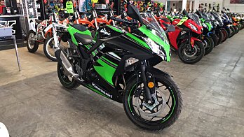 2016 Kawasaki Ninja 300 for sale 200338768
