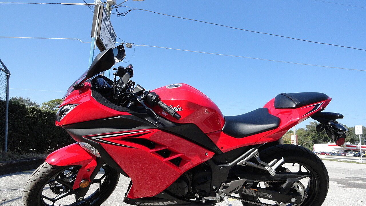 2016 Kawasaki Ninja 300 for sale 200403241