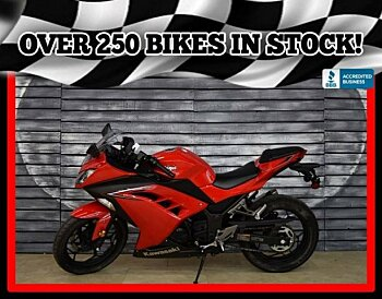 2016 Kawasaki Ninja 300 for sale 200474974