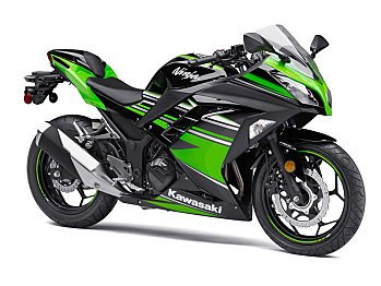 2016 Kawasaki Ninja 300 for sale 200498283