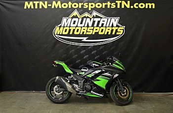 2016 Kawasaki Ninja 300 for sale 200539791