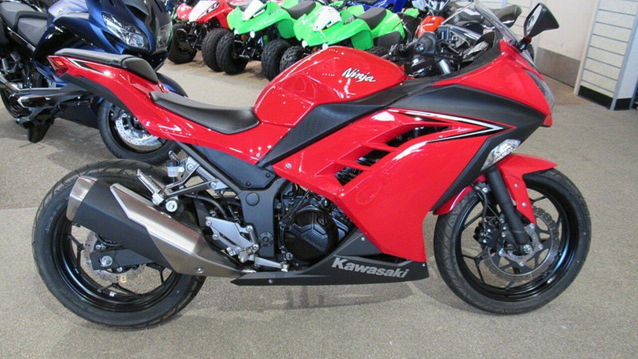 2016 Kawasaki Ninja 300 for sale 200599635