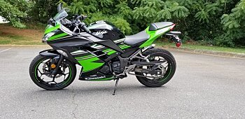 2016 Kawasaki Ninja 300 for sale 200602441